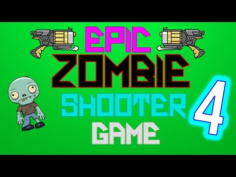 Scratch Tutorial: How to Create an Epic Zombie Shooter Game! (Part 4)