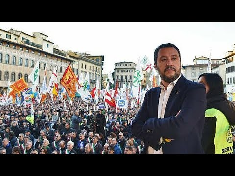 Brussels Backs Down: Lega-M5S Government is Born in Italy!!!