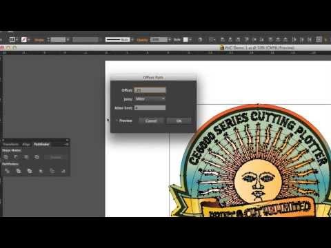 Graphtec CE6000 Training - Print and Cut