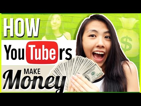 💰HOW TO EARN MONEY FAST!💸 How YOUTUBERS Make Money and GET PAID + FREE STUFF!