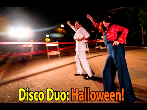 Disco Halloween by Ventura Realtors — You Should be Dancing