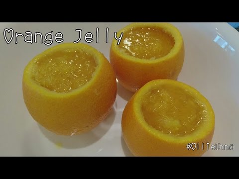Orange Jelly - Ollie Umma
