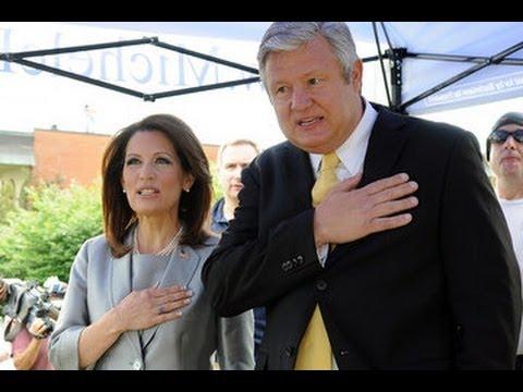 Bachmann: Leave My Husband Alone!