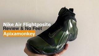 cheap for discount 4d747 a5ee6 00 04 · Nike Air Flightposite Legion Green Review   On Feet 4K