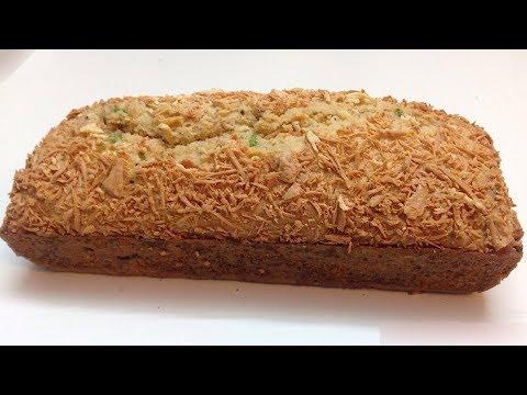 Chicken Tikka Bread - instant Bread Without Yeast - Quick Bread  Recipe