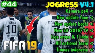 Fifa 19 Hd Graphics Ppsspp Update Video MP4 3GP Full HD