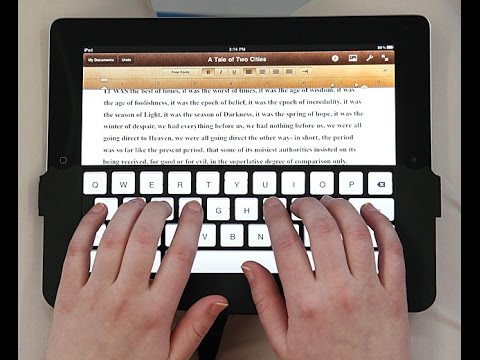 How to add a new keyboard to your iPad/iPhone/iPod