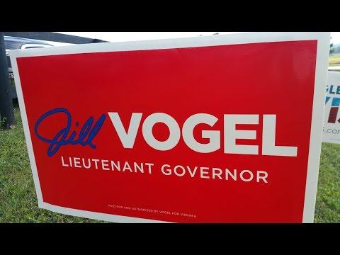 Jill Vogel on VA Gun Rights at 9/11 Freedom Farm Festval, Paris, VA