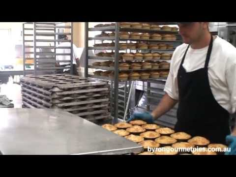 Pie Manufacturing Process