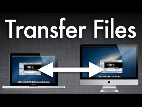 How To Share Files Between Macs Without Software