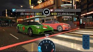 Fast & Furious: Legacy | 2002 Honda NSX R vs 2014 BMW M4 Coupe