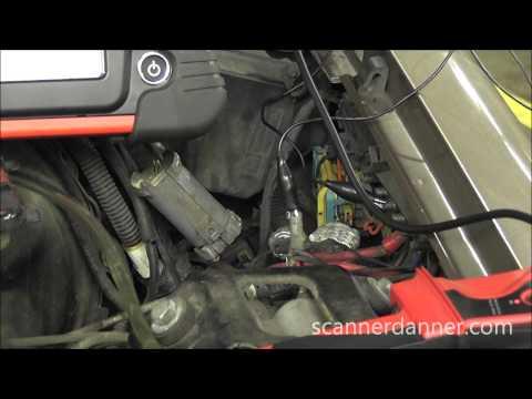 Fuel psi less than 50 psi = no start (GM CPI Vortec)