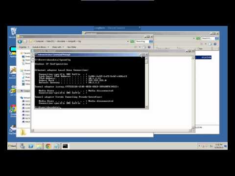 EDC Update from version 5 to 6 part1 - MongoDB install