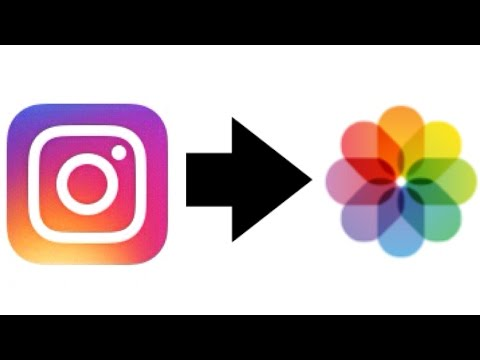 How to download Instagram videos on your iPhone [Save them to your camera roll](Easy/Twitter)!