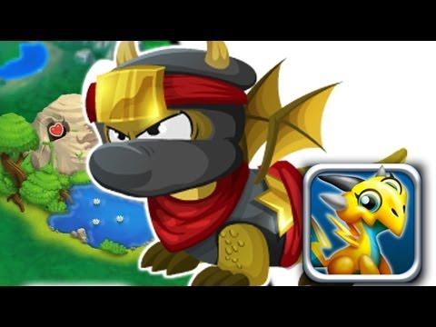 How to breed Ninja Dragon 100% Real! Dragon City Mobile!