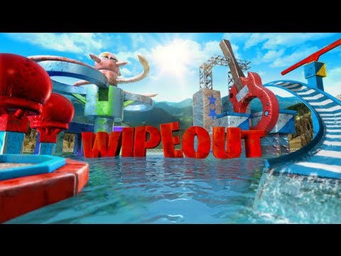 Wipeout Ultimate! [Minecraft 1.8+ Parkour/Adventure Map]