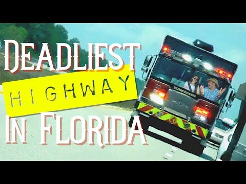 Nick Off Duty: Miami to Ft Myers Across the Deadliest Highway