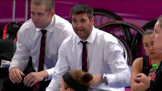 Women's Wheelchair Basketball Takes Silver Against Canada | Parapan American Games Lima 2019