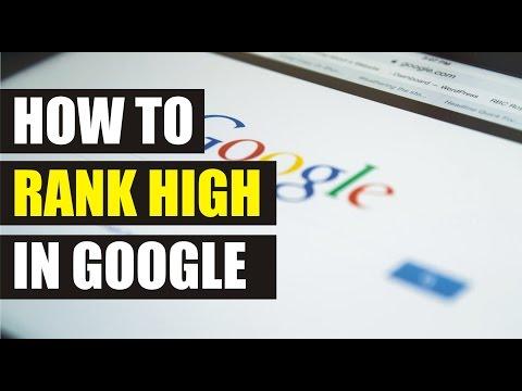 SEO For Beginners 2017 / 18 - How to Rank High In Google? Wordpress SEO Urdu