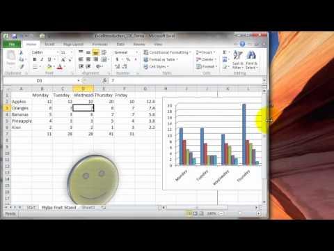 Excel 2010 Ribbon