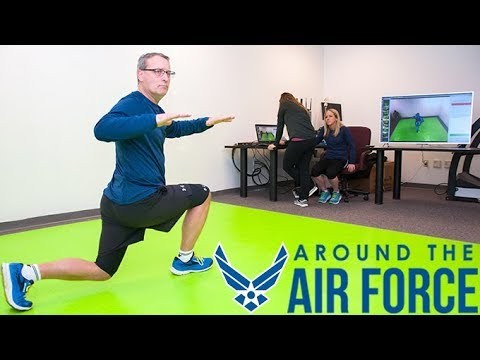 Around the Air Force: Hydrogen Fuel / Injury Prediction
