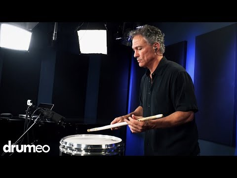 Snare Drum Solo by John Wooton - Drumeo