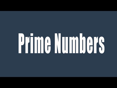 10_ Python Prime Numbers In Details (Arabic)