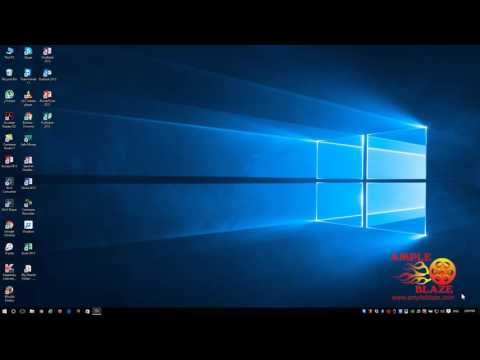 Ample Blaze How to Disable Windows 10 User Account Control