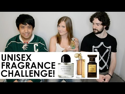 UNISEX FRAGRANCE CHALLENGE!   CascadeScents