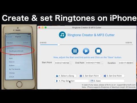 Ringtone Creator & MP3 Cutter - Create ringtone for iPhone