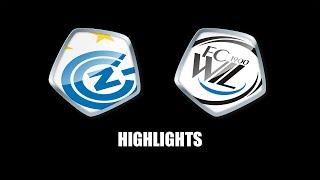 Highlights: Grasshopper-Club Zürich - FC Wil 1900