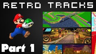 Mario Kart 9 Retro Track Predictions The Random Block