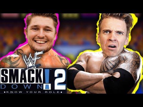 JOE VS MIKEY | WWF Smackdown 2