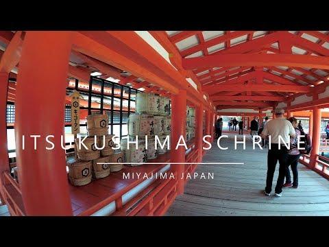 Japan, Miyajima - Itsukushima Schrine (2018)