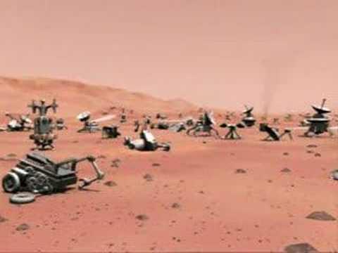 Mars:2020:Springtime