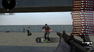 Aim botz 100kills challenge 117 35kpm &shoot +α
