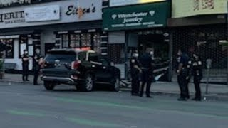 Pharmacy, jewelry store looted in overnight Yonkers protests