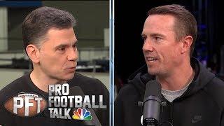 Matt Ryan finally ready to talk about Super Bowl loss to Patriots | Pro Football Talk | NBC Sports