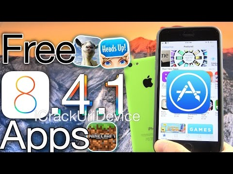 Get Paid Apps FREE! iOS 8.4 & iOS 8.4.1 - No iOS 8.4 Jailbreak TaiG iPhone, iPad & iPod Touch