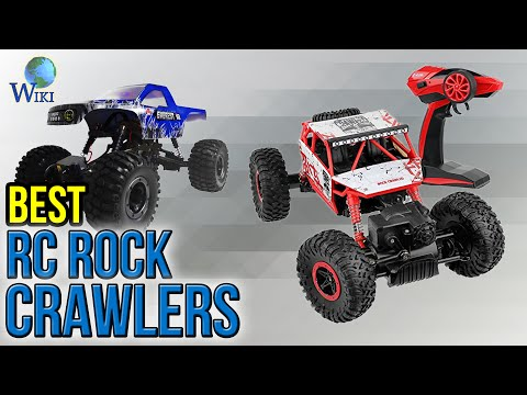 8 Best RC Rock Crawlers 2017
