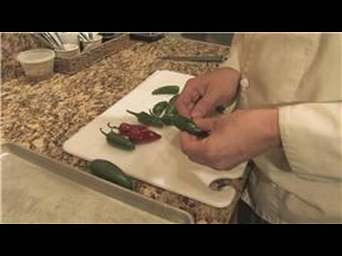 Cooking Techniques : How Do You Dry Fresh Hot Peppers?