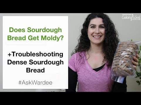 Does Sourdough Bread Get Moldy? | #AskWardee 110