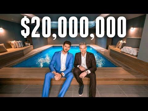 NYC Apartment Tour: $20 MILLION LUXURY APARTMENT