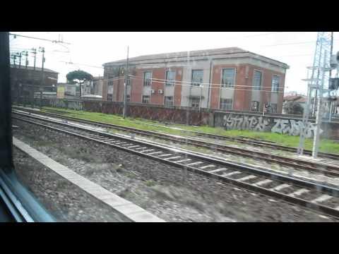 Szlak Viareggio - Pisa