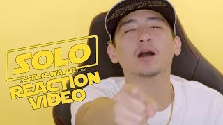 """""""SOLO: A STAR WARS STORY"""" TV SPOT REACTION"""