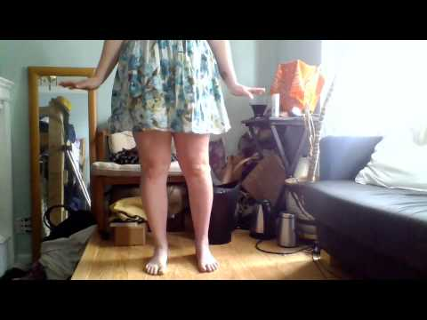 My first steps-65 days after my ankle broke