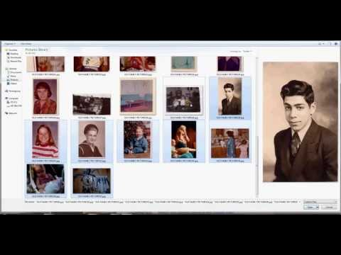 HOW TO CREATE A PHOTO ALBUM ON FACEBOOK (Upload all your pictures at once) By Lenny Parker