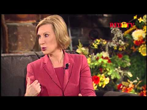 Carly Fiorina Addresses a Question from AgriPulse about Federal Subsidies and Crop Insurance