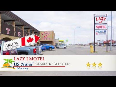 Lazy J Motel - Claresholm Hotels, Canada