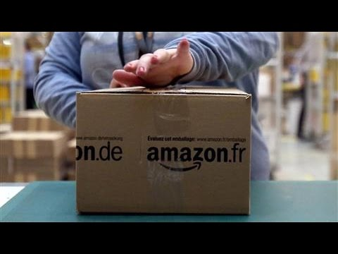 Amazon Builds Air Cargo Delivery Network